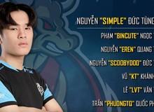Liên Quân Mobile: Team sở hữu tuyển thủ Eren bị loại chỉ sau 2 trận