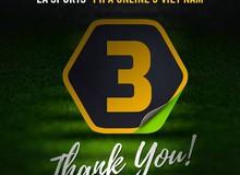 Rớt nước mắt với khoảnh khắc chia tay FIFA ONLINE 3 của game thủ Việt Nam
