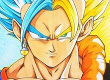 Dragon Ball: 5 lý do cho thấy có thể sức mạnh của Gogeta vượt qua cả Vegito