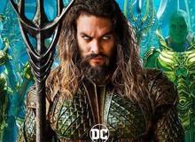 """5 sự thật thú vị về Aquaman, bộ phim siêu anh hùng về chàng """"Hoàng Tử Thủy Tề"""""""