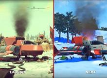 Đồ họa của No Man's Sky ở hai phiên bản mới và cũ khác nhau thế nào?