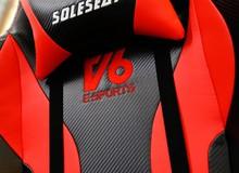 SoleSeat V6 Gaming Chair: Bỏ 6 triệu đồng mua ghế gaming như ngồi trên xe đua