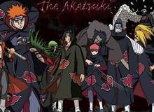 Sắp xếp sức mạnh của các thành viên trong tổ chức khủng bố Akatsuki trong Naruto (Phần 1)