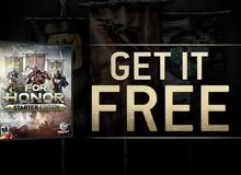 Tin siêu hot: Bom tấn chặt chém For Honor sẽ miễn phí 100% trên Steam