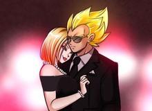 """10 cặp đôi fanfiction mà không ai ngờ tới trong Dragon Ball, có cặp sẽ khiến bạn phải """"khóc thét"""""""