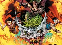 Comics Trivia: Element X - thứ kim loại có thể thay đổi thực tại của vũ trụ DC