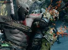 God of War cập nhật New Game Plus, Kratos lại bắt đầu hành trình mới