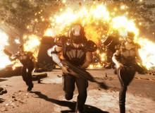 Stormdivers - Game PUBG phiên bản 'siêu anh hùng' siêu kỳ lạ