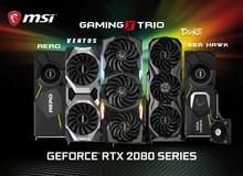 Toàn tập các mẫu RTX 2080 & 2080 Ti Custom sẽ đến tay game thủ Việt trong thời gian tới