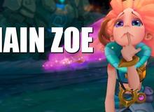 """Những người chơi """"one-champ"""" Zoe phản ứng như thế nào khi vị tướng này trở thành cái tên bị ghét nhất LMHT?"""