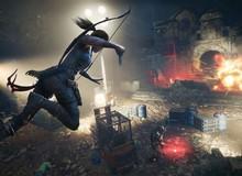 """Siêu card đồ họa RTX 20xx tiếp tục phô diễn sức mạnh, lần này là """"tút tát"""" nhan sắc cho Lara Croft"""
