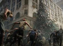 Sởn gai ốc với pha tẩu thoát trước sự truy đuổi của hàng nghìn con zombie