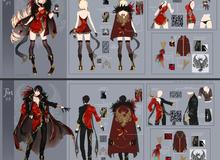 Blade & Soul - Những tác phẩm chất lượng từ cuộc thi thiết kế trang phục