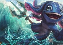 LMHT: Hướng dẫn chơi Fizz đường giữa, leo rank cuối mùa cực dễ với chú cá đang siêu mạnh