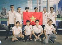 Hình ảnh EVOS lên đường sang Indonesia tham dự Asian Games 2018, trận mở màn đã gặp ngay Faker