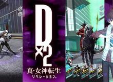Shin Megami Tensei Liberation Dx2 - Game săn quỷ mới cực hấp dẫn