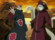 Trận chiến giả định Naruto: Xà Tiên Nhân Kabuto Yakushi đấu với Lục Đạo Luân hồi của Pain, bên nào sẽ dành chiến thắng?