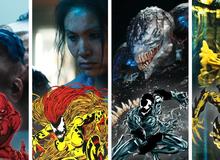 Điểm mặt chỉ tên 4 Symbiote đáng sợ đã xuất hiện trong đoạn trailer Venom