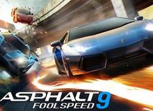 """5 game mobile đua xe xứng đáng """"ngồi cùng mâm"""" với Asphalt 9: Legends"""