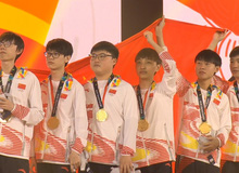 """Phản ứng của cộng đồng khi Trung Quốc chiến thắng tại Asian Games 2018: """"Quá buồn cho Score"""""""