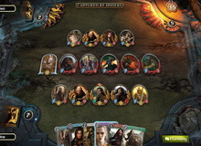 Game thẻ bài hot The Lord of the Rings Living Card Game chuẩn bị mở cửa thử nghiệm ngay trên Steam