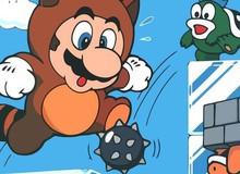 Những điều thú vị mà fan hâm mộ đã bỏ lỡ trong Super Mario Bros 3 (P.1)