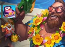 Chính thức: Game thủ Việt được nhận miễn phí trang phục Gangplank Tiệc Bể Bơi mừng sinh nhật LMHT