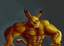"""Vui là chính: Pikachu-Hulk và những """"phiên bản"""" của Người Khổng Lồ Xanh bạn chưa bao giờ biết"""