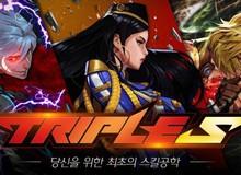 Game mobile nhập vai hành động cực chất - Triple S chính thức trình làng