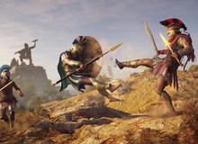 Tạm biệt phong cách sát thủ, Assassin's Creed Odyssey sẽ là đấu trường của những chiến binh thực thụ