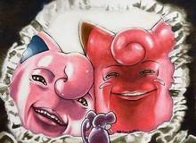Vui là chính: Kinh hãi chiêm ngưỡng loạt ảnh Pokemon phiên bản Titans trong Attack On Titan