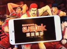 """Slam Dunk Mobile - game dựa theo bộ truyện """"tuổi thơ"""" bất ngờ hé lộ gameplay siêu hấp dẫn"""