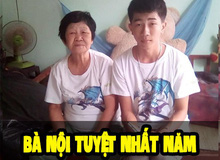"""Bà nội tuyệt nhất năm: Hậu thuẫn cháu trai 16 tuổi, bắt xe từ Đồng Tháp lên Sàn Gòn offline game, thậm chí tham gia trò chơi """"cực nhiệt"""""""