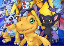 Digimon: Encounter - hé lộ gameplay siêu hấp dẫn, giữ nguyên bản theo bộ Anime nổi tiếng một thời