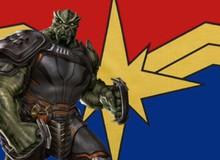 Tin đồn: Captain Marvel đã từng đụng độ Những đứa con của Thanos và bị đánh bại?