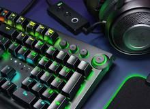 Razer làm 'núm' vặn trên bàn phím cơ gaming BlackWidow Elite mới, trông khá ngầu