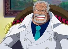 """One Piece: 13 điều thú vị xung quanh """"Anh hùng hải quân"""" từng đánh nhau thừa sống thiếu chết với cựu Vua hải tặc"""