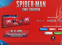 Spider-Man Comic Convention: Nơi game thủ Việt chơi PS4 miễn phí thỏa thích