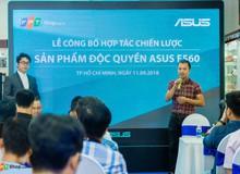 FPT Shop lên kệ độc quyền laptop gaming Asus F560