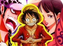 Spoiler One Piece 917: Nhân mã gợi cảm xuất hiện - Luffy một đấm hạ gục tướng quân mặt người bụng sư tử của Kaido