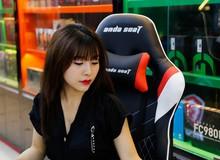 Trên mông Anda Seat Assassin King: Ghế chơi game siêu êm cho game thủ 'kích thước lớn'