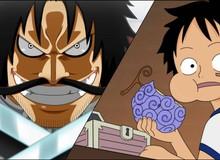 Giả thuyết One Piece: Chủ nhân trước đây của trái ác quỷ Cao su Gomu Gomu no Mi chính là vợ của Vua hải tặc Gol D. Roger?