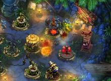 Evil Defenders: Game thủ thành với cốt truyện dị, chỉ huy bầy quỷ chống lại người