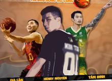 Bóng Rổ Mobi VNG: Cơ hội sánh vai chiến đấu cùng VBA team