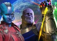 """Nebula sẽ quay trở lại Avengers 4 """"xử đẹp"""" người cha nuôi Thanos của mình"""