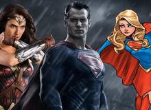 Không còn Superman của Henry Cavill, tương lai của DCEU sẽ ra sao?
