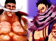 Giả thuyết One Piece: Katakuri chính là Râu Trắng thứ 2, vừa là đối thủ, vừa là tri kỷ của Luffy?
