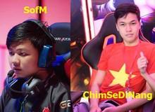 """Cộng đồng game thủ phấn khích trước cú """"gạ kèo"""" solo AoE của ChimSeDiNang dành cho SofM"""