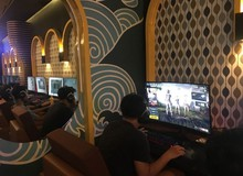 Cận cảnh dàn máy cấu hình khủng của CV Gaming tại TP Hồ Chí Minh
