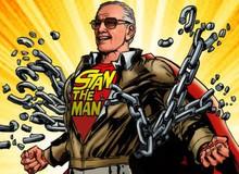 """Comics Trivia: 8 lần """" Bố già"""" Stan Lee xuất hiện trong thế giới truyện tranh Marvel"""